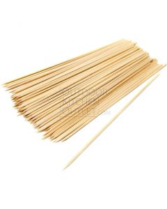 #345(1) 10-Inch Bamboo BBQ Skewers [GrillPro; 11060 ]